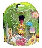 Disney Fairies Feen Puppen 10cm mit Leuchtflügel (gelb) - Klara