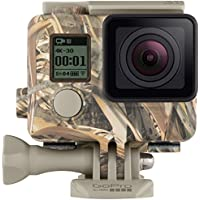 GoPro Camo Housing with QuickClip (Realtree MAX-5)