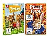 JoNaLu Staffel 1&2 / 26 Folgen [8 DVDs] + Peter Hase Der Kinofilm [DVD]