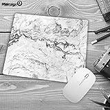 Votre Propre Pad Cahier de marbre coloré Tapis de Souris Tapis de Souris en Caoutchouc Tapis de Souris de Tapis de Souris Unique d'ordinateur et de Bureau 22X18CM