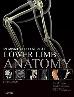 Descargar Libros Formato McMinn's Color Atlas of Lower Limb Anatomy E-Book Epub Gratis En Español Sin Registrarse