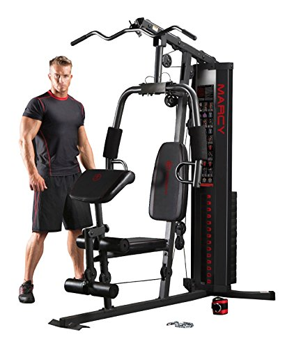 marcy eclipse hg3000 compact home gym with weight stack 68 kg uksportsoutdoors. Black Bedroom Furniture Sets. Home Design Ideas