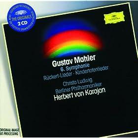 Mahler: Kindertotenlieder - Nun seh' ich wohl, warum so dunkle Flammen