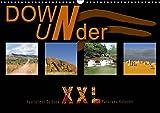 Down Under - Australiens Outback XXL (Wandkalender 2019 DIN A3 quer): Einzigartige Panoramabilder aus Australiens Outback (Monatskalender, 14 Seiten ) (CALVENDO Orte)