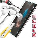 Bytelectro - Protector Pantalla CRISTAL TEMPLADO Premium Huawei ASCEND P8 LITE