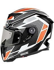 Airoh Helmet T600Regular negro/naranja Talla:XS(53/54)