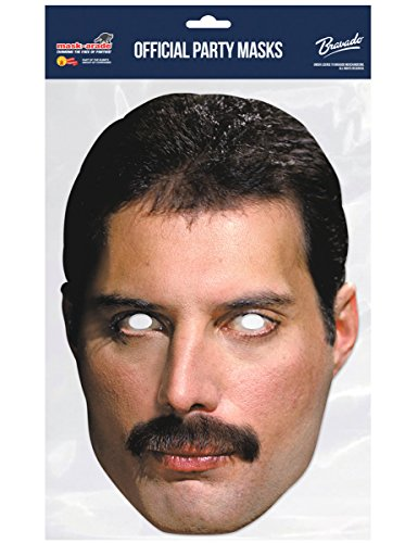arton-Maske (Freddy Mercury Kostüm)