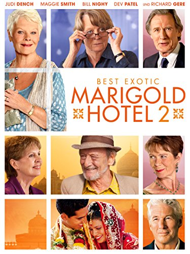Best Exotic Marigold Hotel 2 Film