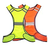 Reflective Safety Vest Running Cycling Dog Walking Safety - Best Reviews Guide