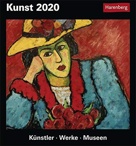 Kunst 2020 15,4x16,5cm
