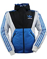 adidas Originals Mens Lightweight Windbreaker Jacket