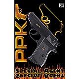 Sohni-Wicke 0482 Pistole PPK, 18 cm, 25 Schuss