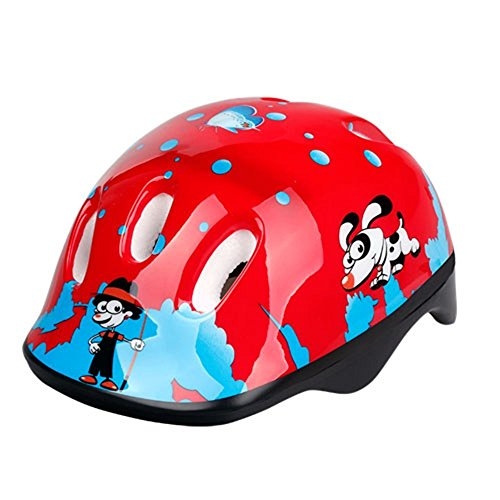 mystere-special-cartoon-filles-garcons-casque-de-velo-convient-3-15-ans-red-cartoon