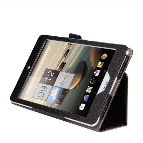 Premium Magnético funda de cuero con soporte Para Acer Iconia A1-830 Tablet
