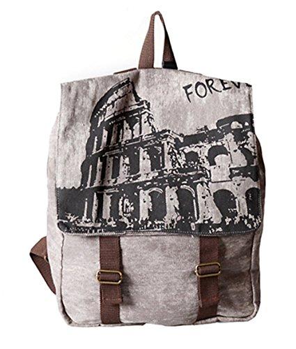 fanselatm-womens-vintage-retro-roman-printing-canvas-school-backpack-hobo-handbag-grey