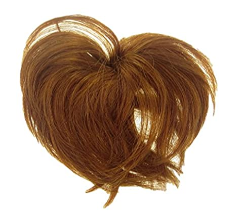 New Style Hair Extension Scrunchie Up Do Down Do Spiky Twister (Ginger Red)