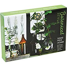 Botanical Style Jigsaw Puzzle