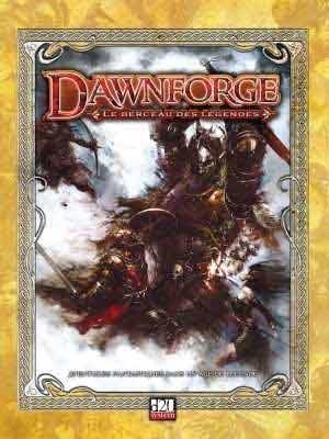 Blackbook Éditions - Dawnforge : Le Berceau des Légendes