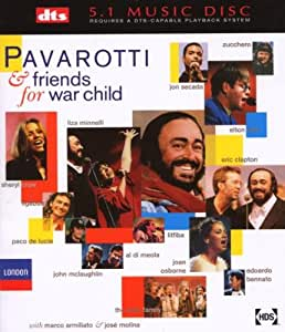 Pavarotti & Friends For War Child [Import anglais]