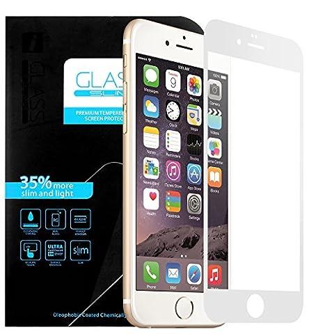 iPhone 6/6s Protection plein écran en Verre Trempé , EnGive