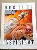 70er Jahre : AALBORG JUBI AKVAVIT - alte Werbung /Originalwerbung/ Printwerbung /Anzeige /Anzeigenwerbung GROSSFORMAT 21 x 27 cm