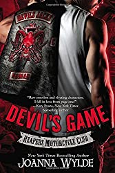 Devil's Game (Reapers Motorcycle Club) by Joanna Wylde (2014-06-03)