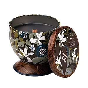 Woodwick 62403 - Candela profumata, Collezione Gallery, Aroma: Onice della sera, 240 g
