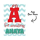 WALL STICKERS FOR KIDS ROOM - PERSONALIZ...