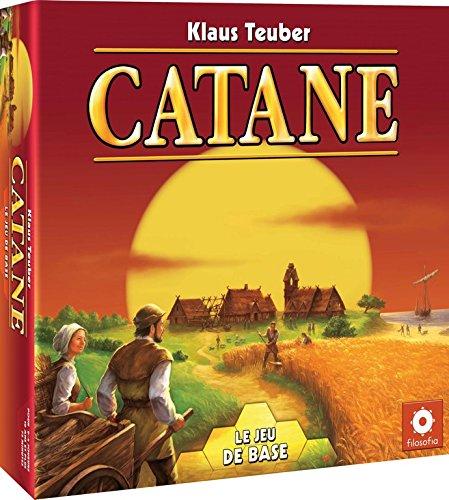 Filosofia - Catane - Le Jeu de Plateau