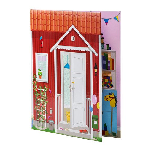 IKEA SPEXA - Muñeca-s casa