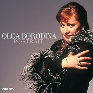 Olga Borodina Portrait