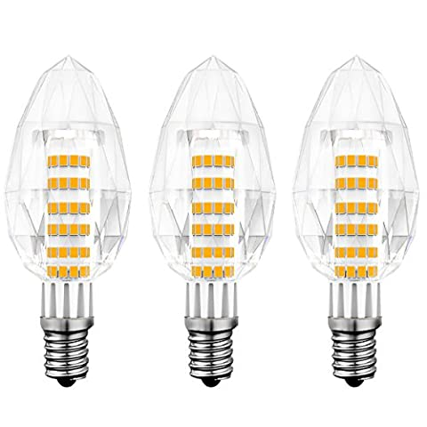KINDEEP E14 LED Candelabra Bulb - Valentine's Gifts Romantic, 5W
