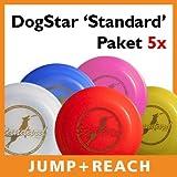 DogStar Hunde-Frisbee Paket