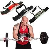 C.P.Sports Arm Blaster Bizeps Isolator für Bodybuilding, Kraftsport & Gewichtheben - Bizepstrainer, Trizeps Bomber