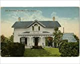 Photographic Print of Bell Homestead, Brantford, Ontario, Canada