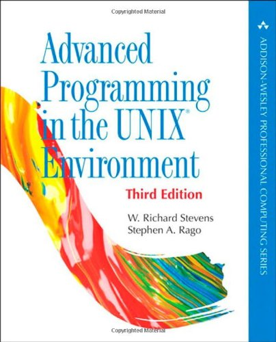 Advanced Programming in the UNIX Environment (Addison-Wesley Professional Computing Series) por Stephen A. Rago