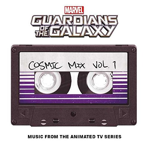 Marvel's Guardians Of The Galaxy: Cosmic Mix - Volume 1