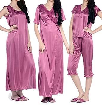 Younky Women's Nightwear Combo Set ( Pack Of 5)