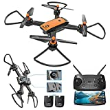TOPVISION Drone with Camera, FPV RC drone for beginners with 720p and 480P