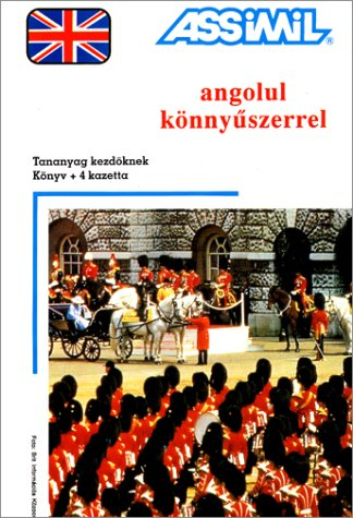 Angolul könnyuszerrel (1 livre + coffret de 4 cassettes) (en hongrois)