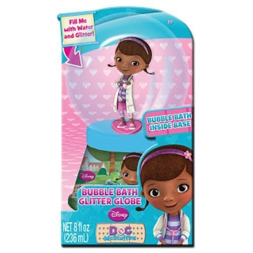 Disney Jr. Doc McStuffins Bubble Bath Glitter Globe by Babies R Us