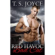 Red Havoc Bad Cat (Red Havoc Panthers Book 3) (English Edition)