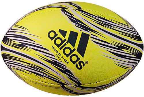 adidas Torpedo X-Ebit Rugbyball, Größe 3, Solar Umber F15/Solar Yellow, 3 Preisvergleich
