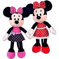 Minnie Mouse - Muñeco de Peluche, 40 cm (Famosa 760014198)
