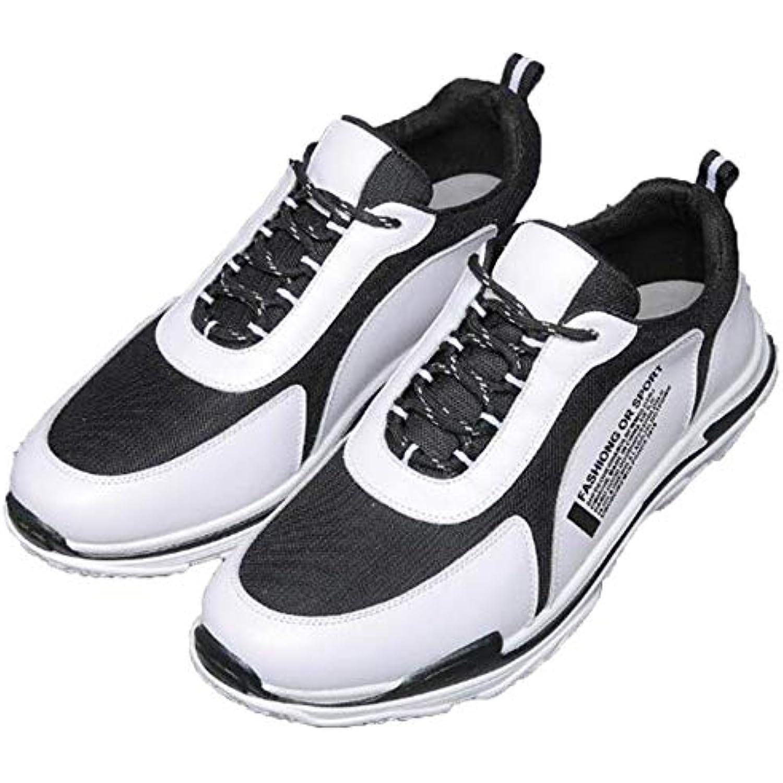 HUALQ Chaussures de Sport A477 en en en Cuir Hommes