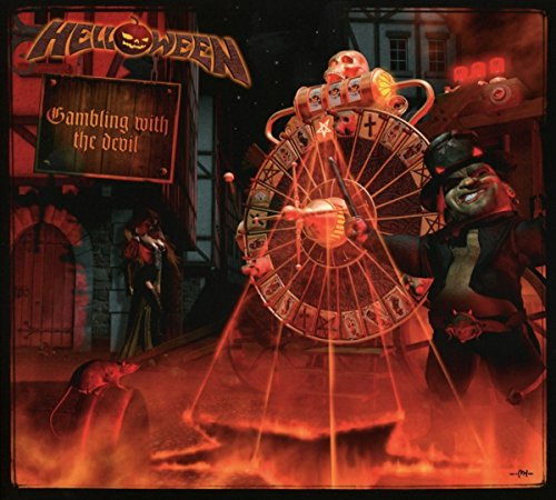 Helloween: Gambling With The Devil (Audio CD)