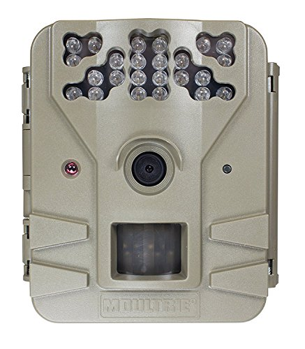 Moultrie Game Spy 2Plus Spiel Kamera (2017) | 9MP | 1.0S Trigger Speed | 50Füße Flash | 50Füße Erkennung Moultrie Game Trail Kamera