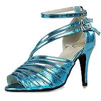 Amazon donna salsa scarpe da e Moto ballo Auto it Izrwqz