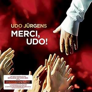Merci, Udo! (DAS NEUE ALBUM – VINYL EDITION) [Vinyl LP] [Vinyl LP] [Vinyl LP] – Udo Jürgens