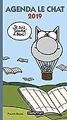 Papeterie - Mini-Agenda le Chat 2019 par Geluck